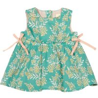 Bow Floral Dress