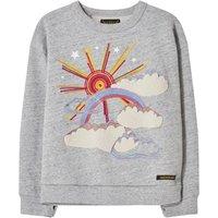 Turner Sun Embroidered Sweatshirt