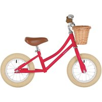 Bobbin x Smallable Gingersnap 12' Balance Bike