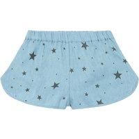 Georginette Star Chambray Shorts