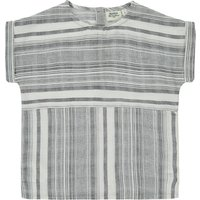 Haos Striped Ample Blouse