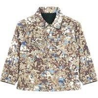 Fisher Camouflage Reversible Jacket