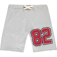 82 Patch Fleece Shorts