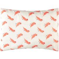 Bird Cotton Pillowcase