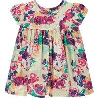 Rebecca Organic Cotton Flower Dress
