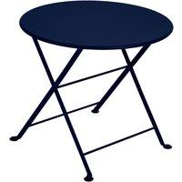 Tom Pouce Steel Round Children's Low Table