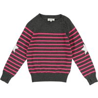 Ava Striped Cashmere Jumper