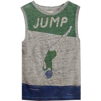 Movie81 'Jump' Linen Vest Top