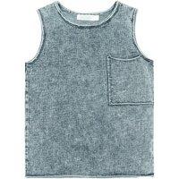 Biff Xl Pocket Vest Top