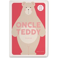 Oncle Teddy Book - Atelier Sage