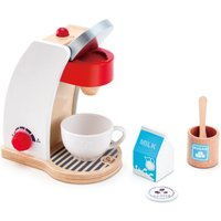Wooden Coffee Machine