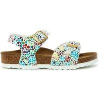 Rio Oriental Mosaic Dot Sandals
