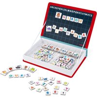 Magnetic Alphabet Book - 131 magnets (French Version)