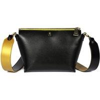 Alchimie Leather Shoulder Bag