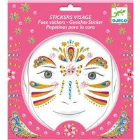 Princess Face Sticker