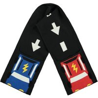 Spook Organic Cotton and Wool Scarf