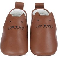 Chachou Embroided Leather Slippers