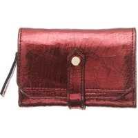 Cosmos Leather Purse