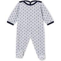 Trigo Velvet Footed Pyjamas