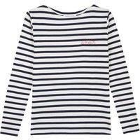 Amour Striped T-shirt - Women