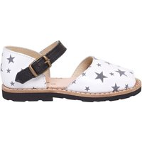 Frailera Star Buckled Sandals