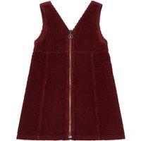 Ribbed Velvet Tunic Dress