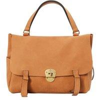 Coline Leather Shoulder Bag