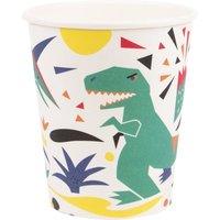 Dinosaur Cup - Lot of 8