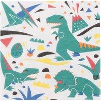 Dinosaur Napkins - Lot of 20