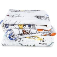 Winnie the Pooh Swaddles 70x70cm - Pack of 3