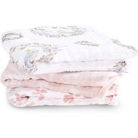 Cotton Swaddles 70x70cm - Pack of 3