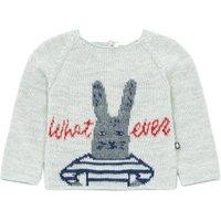 Baby Alpaca Wool Rabbit Jumper