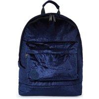 Premium Velvet Backpack