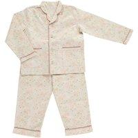 Minako Floral Cotton Pyjamas