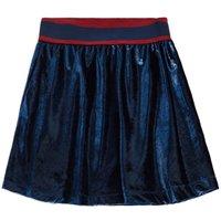 Dinner Velvet Skirt
