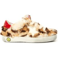 Superstar Leopard Trainers