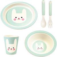 Bonnie the Bunny Tableware - 5 Pieces