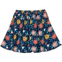 Seventies Flowers Skirt