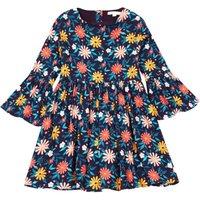 Seventies Flower Dress