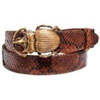 Beatle Python Belt