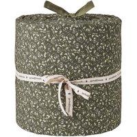 Floral Moss bumper pad