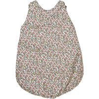 Floral Vine cotton baby sleeping bag