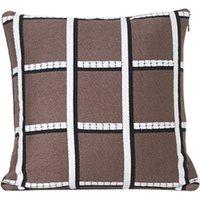 Checkered Cushion
