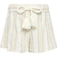 Scallop Stripe shorts