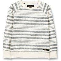 Hank striped sweatshirt