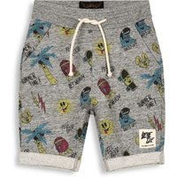 Stevie Gee Grounded bermuda shorts