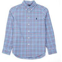 Checkered Logo Shirt