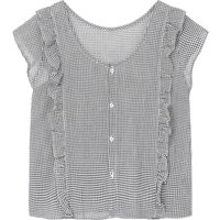 Vichy blouse - Womens collection -