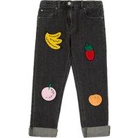 Fruits slim trousers