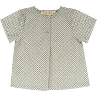 Lauren organic cotton blouse